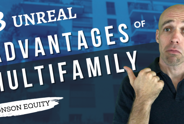 3 Unreal Advantages of Multifamily